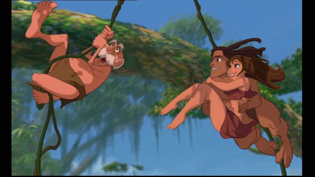 Tarzan Disney